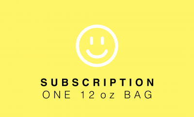 Subscription – 1 bag