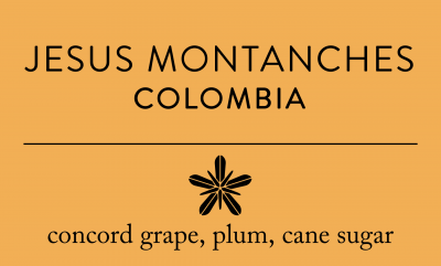 Jesus Montanches – Colombia